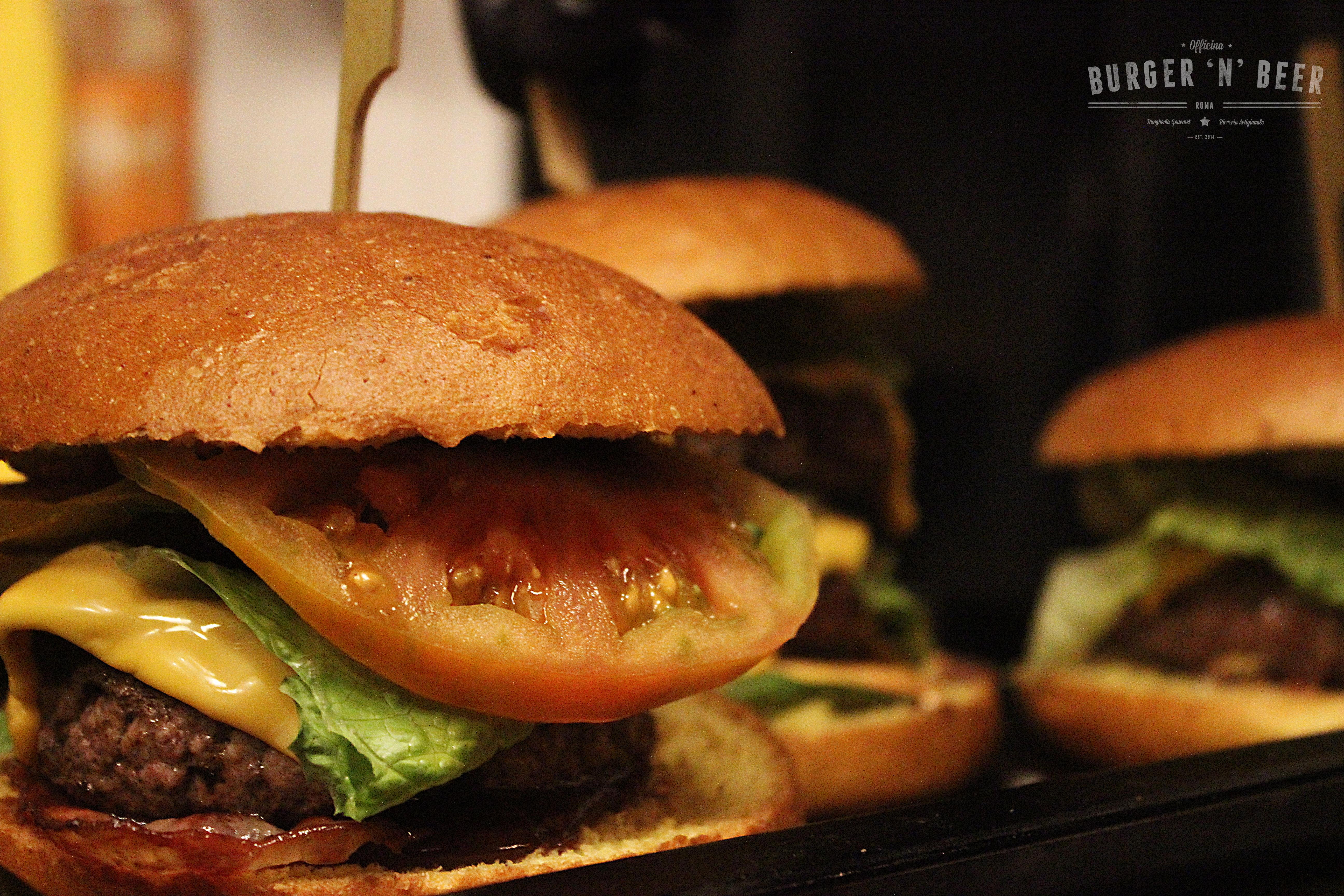 Hamburger Pigneto Roma - Paninoteca Pigneto Roma